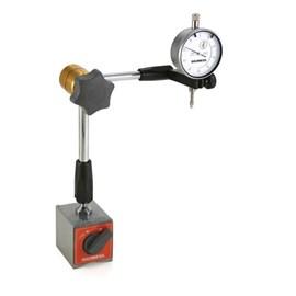 BASE MAGNETICA ARTICULAVEL PARA RELOGIOS COM AJUSTE FINO HASTE 400MM FORCA 60KGF - 270.240B DIGIMESS