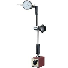 BASE MAGNETICA ARTICULAVEL PARA RELOGIOS COM FIXACAO HIDRAULICA HASTE 250MM FORCA 100KGF - VMB-106H