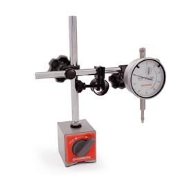 BASE MAGNETICA FIXA PARA RELOGIOS COM AJUSTE FINO HASTE 230MM FORCA 60KGF - 270.240 DIGIMESS
