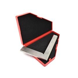 ESQUADRO DE PRECISAO COM FIO 200 X 130MM SERIE 60B DIN 875/0 - 60B-200 STARRETT