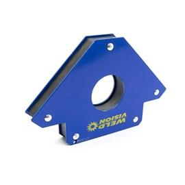 ESQUADRO MAGNETICO PARA SOLDADOR 190 X 120 X 026MM CLASSE 0 - 30KG - WELD VISION