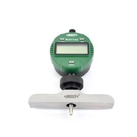 MEDIDOR DE PROFUNDIDADE DIGITAL COM RELOGIO 0 A 300 X 0,005MM - 2141-202A INSIZE