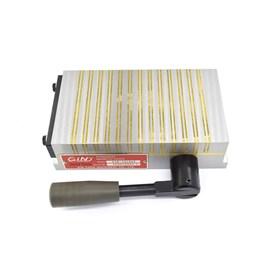 MESA MAGNETICA PERMANENTE 175 X 100 X 52MM COM PASSO POLAR 1,6 + 6MM - 1018AY GIN