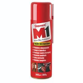MICRO-OLEO ANTICORROSIVO DESENGRIPANTE M1 AEROSSOL 300ML - M1-215 STARRETT
