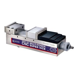 MORSA PARA CNC MULTI-POWER ABERTURA 0 A 300/495MM MORDENTES 160MM - HPAC-160 HOMGE