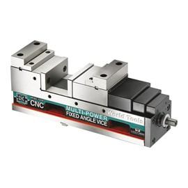 MORSA PARA CNC MULTI-POWER DE ANGULO FIXO ABERTURA 0 A 190/340MM MORDENTES 131MM - HPAC-130S HOMGE