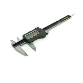 PAQUIMETRO DIGITAL COM DIGITOS GRANDES 0 A 150 X 0,01MM - 100.174BL DIGIMESS