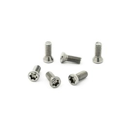 PARAFUSO TORK M5,0 X 10,0MM PARA CHAVE T15 - DRY CUT